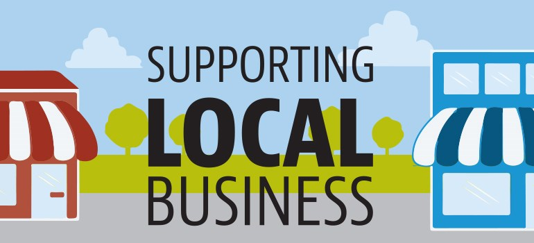 SupportingLocalBusiness